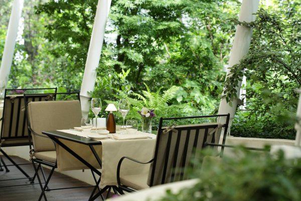 Garden Restaurant Magna Pars