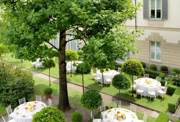 Fresco Suite, Four Seasons Hotel Milano